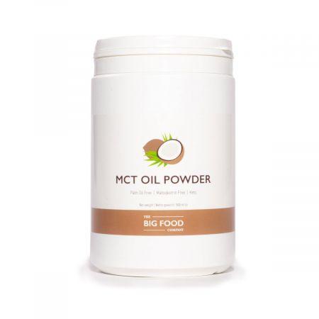 Big Food - MCT Olie poeder - 500g