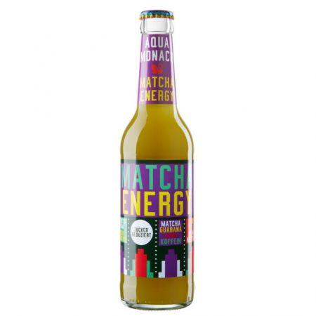 Aqua Monaco - Matcha Energy - 330ml