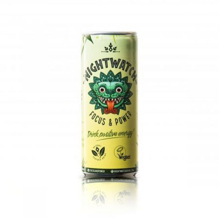 Nightwatch - Vegan Energy Drink Guayusa - 250ml