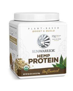 Sunwarrior - Hennep proteine - 750 gram
