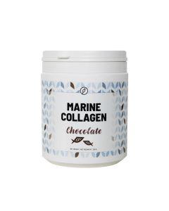 Plent Gehydrolyseerde Vis Collageen Peptiden 225 gram - Chocolade