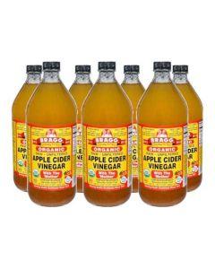 Bragg - Apple Cider Vinegar - 473 ml - Set van 7 Flessen