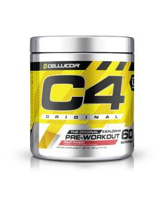 Cellucor C4 - Fruit Punch - 60 Doseringen