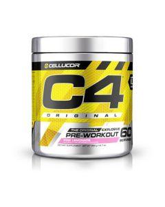 0842595102147  Cellucor C4 - Pink Lemonade - 60 Doseringen