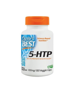 Doctor's Best - 5-HTP - Griffonia Simplicifolia Extract - 180 caps