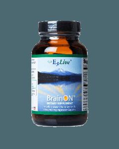 E3Live BrainOn – 60 V-capsules