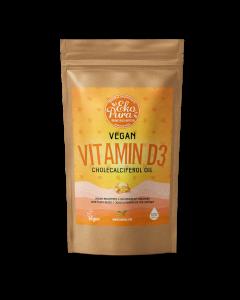Ekopura - Vitamine D3 Vegan - 120 Caps. (3000iu)