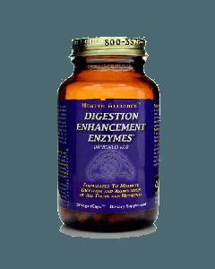 Digestion Enhancement Enzymes - 120 caps