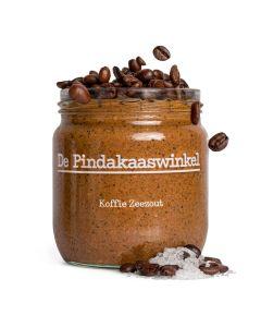 Pindakaas - Koffie Zeezout - 420ml