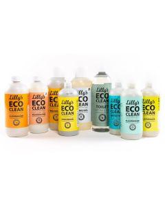 Lilly's Eco Clean - Compleet Schoonmaak Pakket
