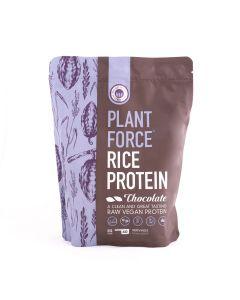 Plantforce - Rijst Proteïne Chocolade - 800 g