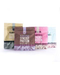 Plantforce - Synergy Proteine - Alle Smaken - 4 x 400 g - (3+1 gratis)