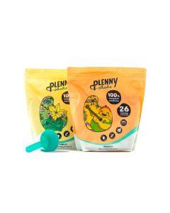 Jimmy Joy - Plenny Shake - Vanille Mango pakket - 2 x 950 gram
