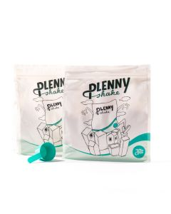 Jimmy Joy - Plenny Shake Active Vanilla en Chocolade - 2 x 2375 gr (50 shakes)