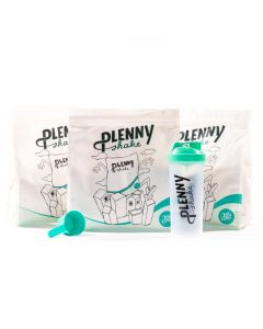 Jimmy Joy - Plenny Shake Active Vanilla Chocolade en Naturel - 3 x 2375 gr