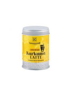 Sonnentor Kurkuma-Latte Gember Bio - 60 gram - SALE