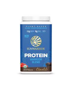 Sunwarrior - Warrior Blend Proteine - Chocolade - 750 g