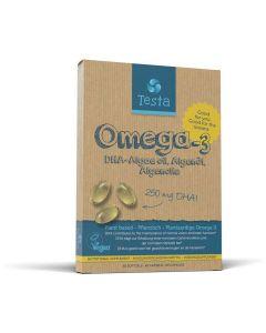 Testa - Omega-3 DHA - 60 softgels