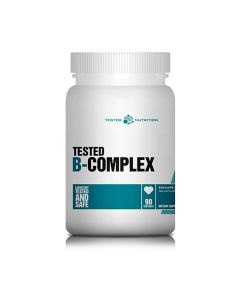 Tested Nutrition  - B-Complex - 90 caps