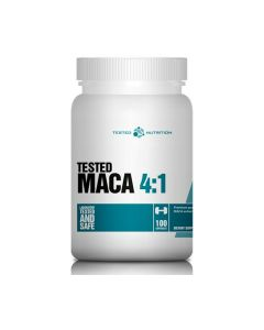 Tested Nutrition - Maca - 100caps.