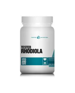 Tested Nutrition - Rhodiola - 60 caps