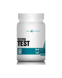 Tested Nutrition - Test - 120caps