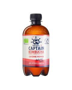 Captain Kombucha - Cayenne Peper - Bio - 400ml