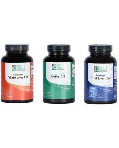 Green Pasture Voordeel pakket  - 3 potten capsules