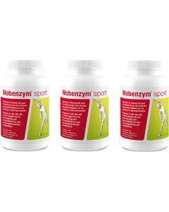 Wobenzym - Sport Bundel - 3 x 90 Tabletten