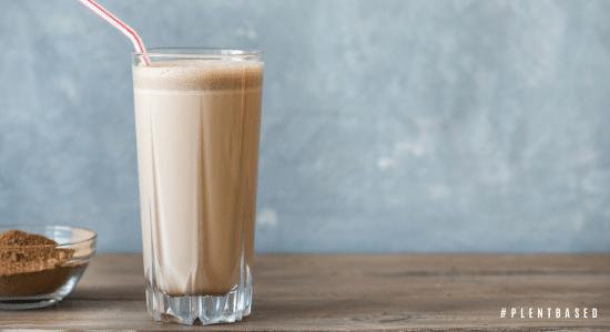 Maaltijdvervangende shakes met eiwitten, vetten, koolhydraten en alle vitamines en mineralen