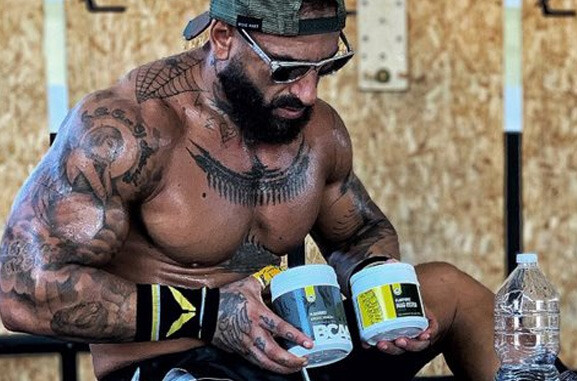 BCAA sportsupplement