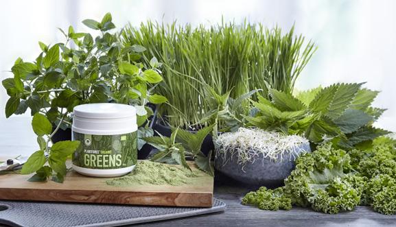 greens blend plantforce