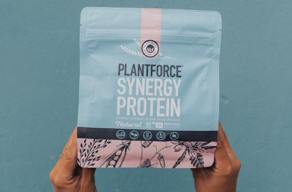 plantforce synergy protein naturel